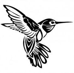 """Résultat de recherche d'images pour """"tatouage colibri maori"""""""