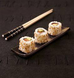 California rolls saumon avocat (makis california) - Ôdélices : Recettes de cuisine faciles et originales !