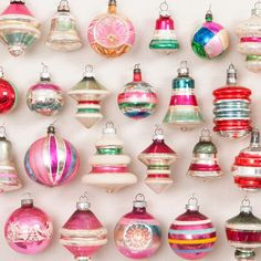 Hannah Milman combines her love of wreaths and her passion for vintage Christmas ornaments in one simple, stunning holiday project.