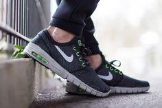 Zapatilla Nike Stefan Janoski Max. Perfectas para el día a día. #zapatillas #nike #tenis2015 #zapatillastendencia #tendencia2015