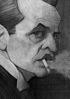 lesstalkmoreillustration: Stavros Damos Klaus Kinski