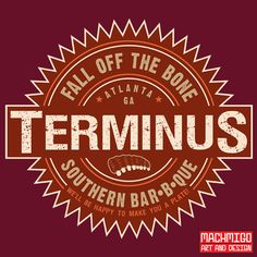 Sanctuary for all. Community for all. Those who arrive survive. Terminus