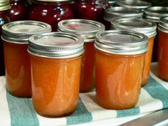 How To Can Peach Jam Without Pectin.