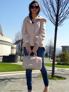 outfit-glamobserver #outfit #glamobserver #fashionblogger #fashionblog #pinkcoat #coat #zara #giadagraziano