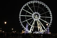 La Grande Roue (Ferris Wheel of Paris)