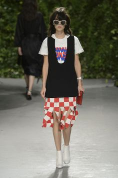 The Best Looks From New York Fashion Week Spring/Summer 2016  - ELLE.com OPENING CEREMONY