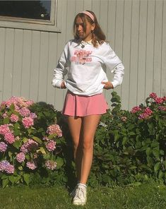 Indie Outfits, Adrette Outfits, Teen Fashion Outfits, Retro Outfits, Girly Outfits, Cute Casual Outfits, Look Fashion, Vintage Outfits, Retro Fashion
