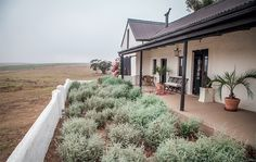 10 options for farm accommodation in South Africa