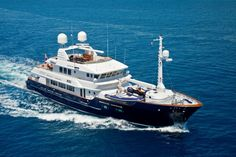 Superyacht KOI For Yacht Charter in Spain, Balearics and Western Mediterranean This Summer