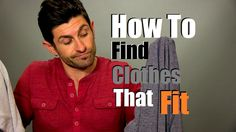 How To Find Clothes That Fit YOUR Body | Problem Solved!