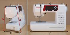 Jak uszyć pokrowiec na maszynę do szycia (szycie krok po kroku). Tutorial. Nauka szycia - nauka szyciu
