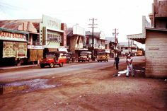 Mag Say Say St. Mount Pinatubo, Olongapo, Subic Bay, Jeepney, Navy Life, Navy Ships, Places Of Interest, Vietnam War, Cool Photos
