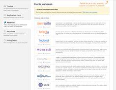 Workable : Cross-poster une offre sur de multiples sites..!