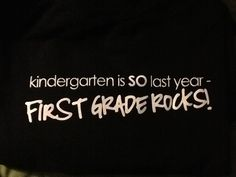 This would be cute on a bulletin board at the beginning of the school year!