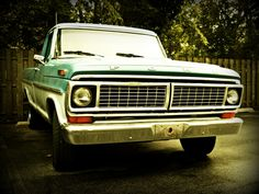 70 Ford Truck