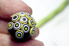 Tutorial: Black  (Polymer Clay - Fimo - Cernit) https://www.facebook.com/MondoDiSisina https://www.etsy.com/it/shop/MondoSisina