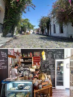 Ganache Cafe & Pastelería in Colonia Del Sacramento, Uruguay | heneedsfood.com
