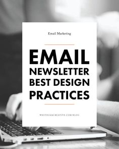 How to style your email newsletters