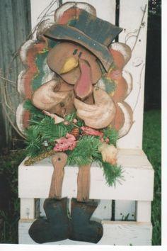 woodcraft patterns | Wood Craft Thanksgiving Halloween Turkey Pattern WH100 | eBay