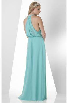Drape Bella Chiffon Gown