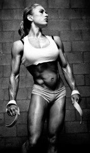 SOOOO. I'm NOT gonna look like this if I add 5 more lbs??