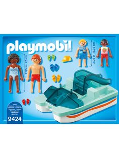Playmobil-PlaymoSpace amis Fitness instructor