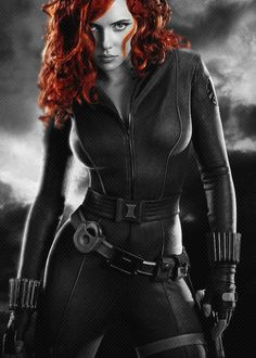 Black Widow - Scarlet Johansen
