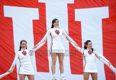 IU Hoosiers Cheerleaders