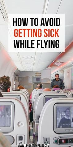 How To Avoid Getting Sick On A Plane | How to not get sick on an airplane | how to not get sick while traveling | travel tips for staying healthy | how to stay healthy while traveling | how to not get sick while traveling | #travel #traveltips #healthy #airplane #flying #airplanetraveltips