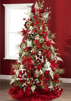 RAZ 2014 Home for Christmas Tree