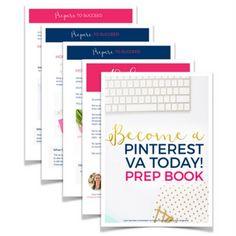 Pinterest VA Prep Book Optin