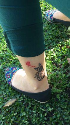 @priitattoo, dog tattoo