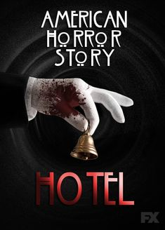 American Horror Story: Hotel New season!!!! Cant wait, but will miss Jessica Lange...: