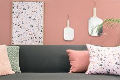Which are the key decor trends spotted at Maison&Objet 2017? Starting from pink interior trend, to Fifties, discover more on ITALIANBARK
