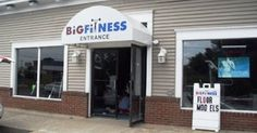 Merry Fitness from Big Fitness in Seekonk. Fitness Equipment, No Equipment Workout, Fitness Stores, Entrance, Merry, Big, Outdoor Decor, Home Decor, Gymnastics Equipment