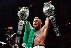Histórico! McGregor atropela Alvarez e faz história ao levar o segundo cinturão https://angorussia.com/desporto/historico-mcgregor-atropela-alvarez-historia-ao-levar-segundo-cinturao/