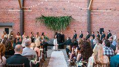 White Bistro String Lights | White Market Lights | String Lighting | Wedding Lighting  Leif Brandt Photography | Los Angeles Wedding Photographer 440 Seaton © www.leifbrandtphotography.com