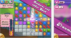 Appmagazin.de - Spiele App:  Candy Crush geht an die Börse. Mit über 500 Mio. downloads im letzten Jahr eines der erfolgreichsten Spiele Apps für fast alle Endgeräte.  Hier findet Ihr alle Links zu den App Stores, zu den Pressemeldungen und zu King Digital Entertainment