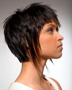 10 Helpful Tips: Asymmetrical Hairstyles Pixie older women hairstyles gray.Updos Hairstyle Diy hairstyles for school.Asymmetrical Hairstyles For Girls. Girls Short Haircuts, Cute Hairstyles For Short Hair, Girl Hairstyles, Layered Haircuts, Celebrity Hairstyles, Latest Hairstyles, Hairstyle Names, Edgy Haircuts, Brown Hairstyles