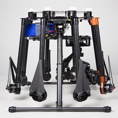 DJI s1000 Heavy Lift multicopter for Canon 5D Mark III