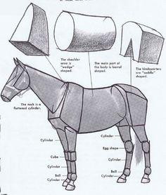 Gurney Journey: Horse Torso