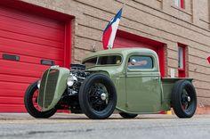 1937 ford bobber pickup