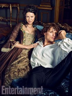 'Outlander': 11 EW Exclusive Photos