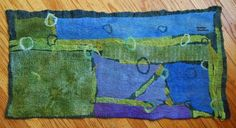 Wool love-functional fiber art: January 2015