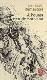 A l'Ouest rien de nouveau d' Erich Maria Remarque lu par Maxime et Clément