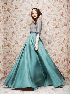 Seby Fashion: Ulyana Sergeenko ..! Vintage queen ..