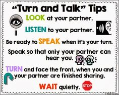 What Kind of Reader Are You? and Turn and Talk Tips freebie!