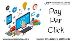 If managed correctly PPC advertising can be a very profitable way of driving targeted traffic to your website. www.sunraisesolutions.com Contact: 9494348232 / 6281446234 #ppc #digital #marketing #seo #sem #website #traffic