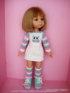 Всем добрый день! Хочу познакомить Вас со своими девчонками и представить свою коллекцию одежды для кукол Паола Рейна. Одежда на