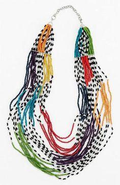 Multistrand Necklace #springstreet #nordstrom